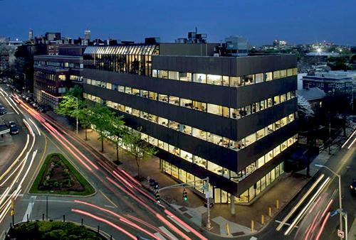 NBER Building
