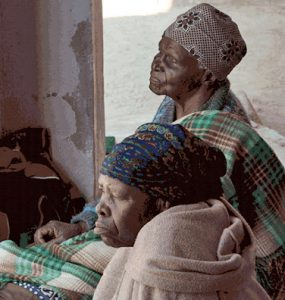 Harvard study of South Africans age 40+ finds older age, more than education, wealth, or health, linked to depressive symptoms