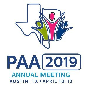 Population Association of America (PAA) Annual Meeting 2019, Austin