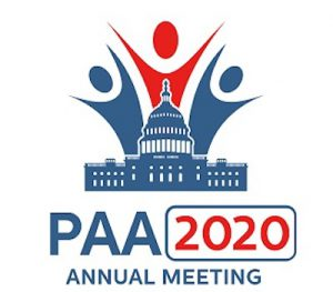 Virtual 2020 Annual Meeting of the Population Association of America, PAA