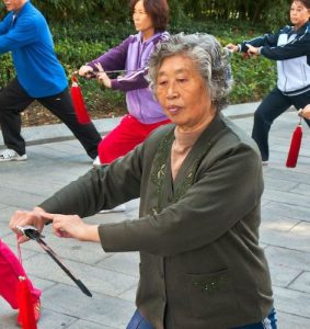 What Can We Learn From the World's Largest Population of Older People? Aging and Health in China