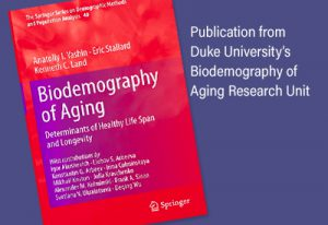 Analyzing determinants of healthy life span and longevity