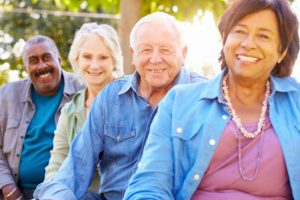 Positive mood in older adults suggests better brain function