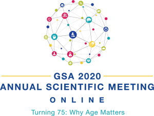 GSA 2020 Annual Scientific Meeting Online