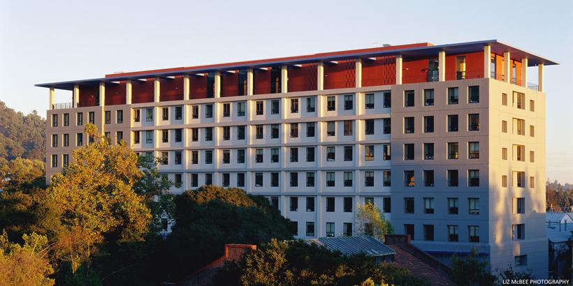 Berkeley Barrows building