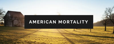 banner: American Mortality Project at Penn 2021