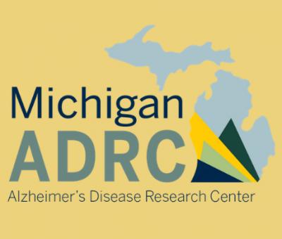Michigan Alzheimer's Disease Research Center (MADRC) logo
